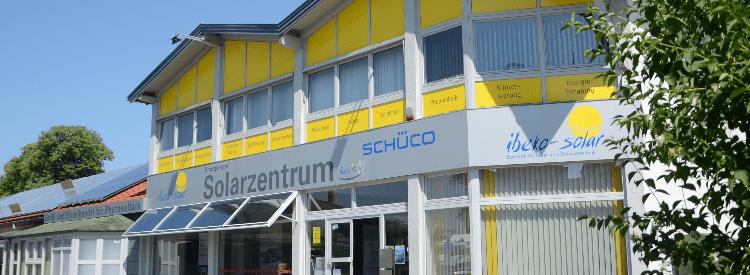 ibeko solar Kolbermoor Solarzentrum