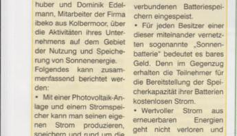 Rimstinger Gemeindeblatt Juni 2019
